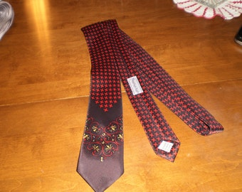 Vintage Skinny Necktie from Famous Barr