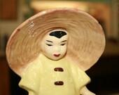 Asian Figurines California Pottery