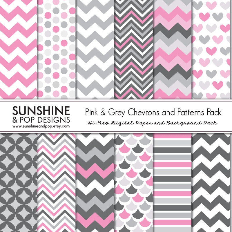 Grey Patterns Photoshop Grey Chevron And Pattern