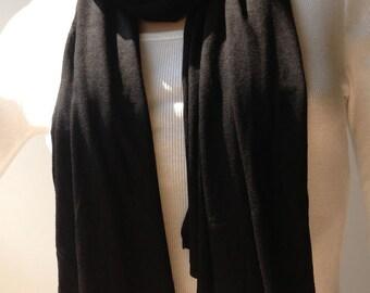 180x60cm black jersey scarf muslim hijab fashion scarf