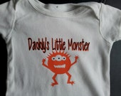 Daddy's Little Monster Creeper