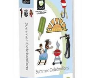 Summer Celebrations, NEW Cricut Cartridge