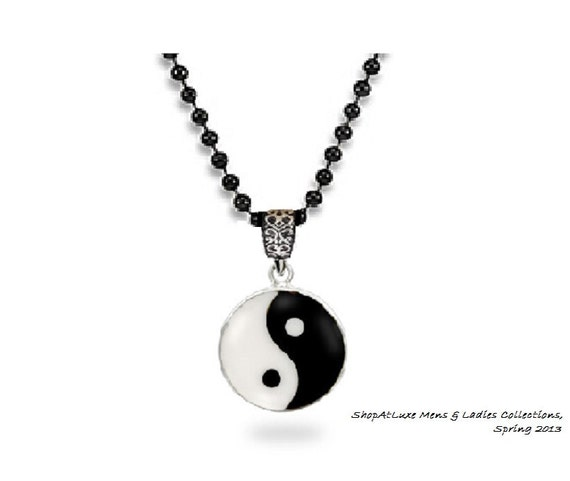 Yin Yang Necklace - UNISEXY COLLECTION