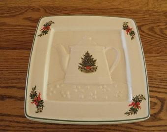 Pfaltzgraff Christmas Trivet