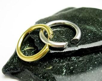 Wedding Band 1980s Luxurious 14K White & Yellow Gold Rings, Diamonds Genuine, Handmade, USA.