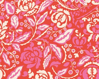 Fabric Taza 'Cynthia' Pink by Dena Designs for Free Spirit
