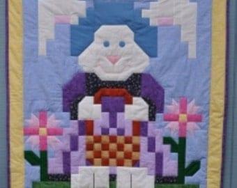 Easter Rabbit Quilt Pattern
