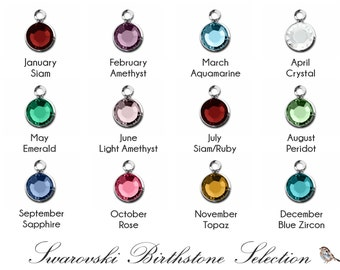 Swarovski Birthstones By Month Images & Pictures - Becuo