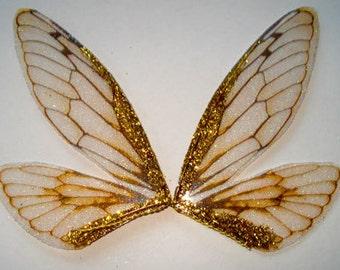 OOAK Fairy Pixie Fantasy Art Doll Natural Looking Cicada Wings ADSG IADR