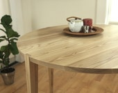 Oslo round dining table (sale)