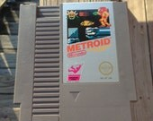 METROID Classic NES game Made in Japan 1980s