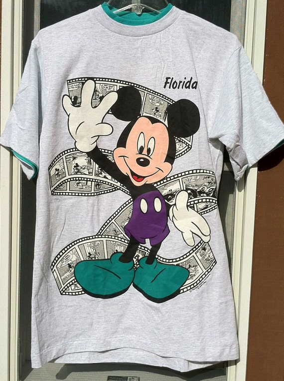Vintage Tacky Florida Retro Tourist Mickey Mouse Disney