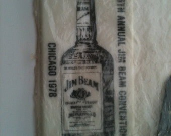 Classic - 8th Annual Jim Beam Convention Luggage Tag - Sealed