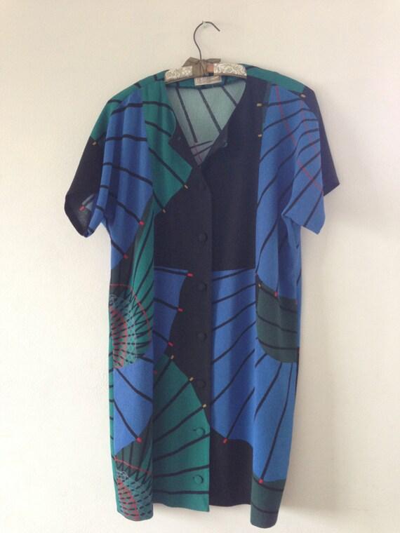 The Spirograph Dress