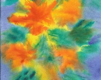 Spring Hibiscus Print