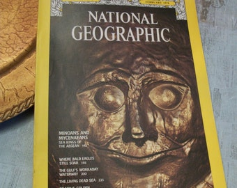 National Geographic Magazine February 1978 Vol. 153 No 2.
