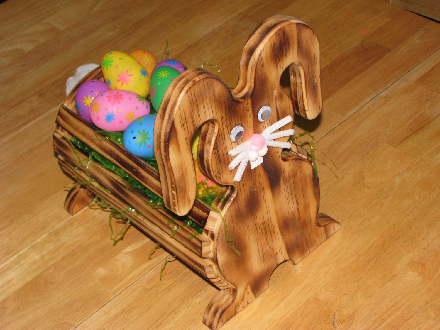 Easter Bunny Wooden Basket : ilfullxfull4287266449rj4 from www.etsy.com size 1500 x 1125 jpeg 394kB