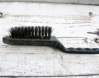 Vintage brush for metal. Made in USSR. 1970s