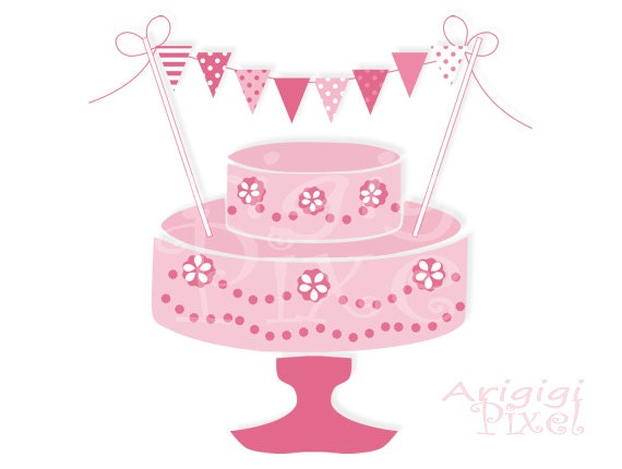 Mini Birthday Cake Bunting Image Inspiration of Cake and Birthday