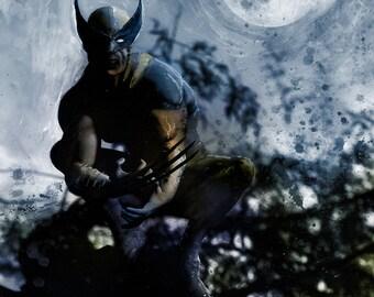 Wolverine Poster Print