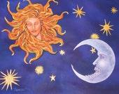 Moon Magic Card Set All O...