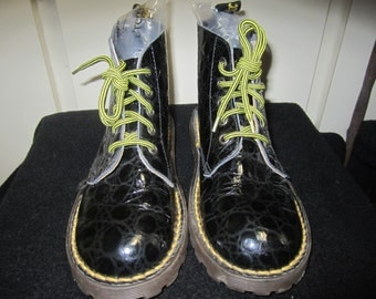 Children's Doc Marten Croc Like Boots Size  US 13 Made In England