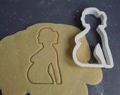 Cookie cutter pregnant la...