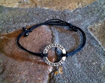Adjustable Strength Bracelet