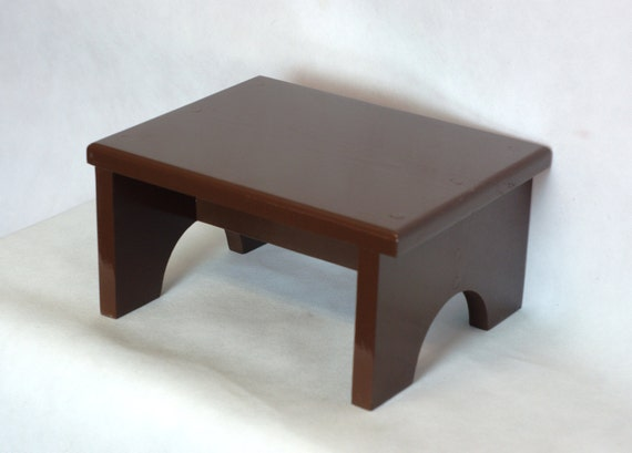 Brown Child S Step Stool Children S Stool 6 By