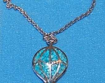 Vintage Southwestern Native American Necklace
