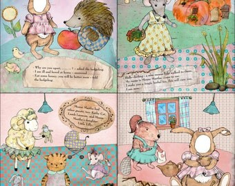 Bunny Girl - Personalized Storybook