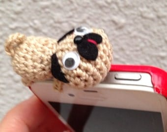 Pug Earphone Jack
