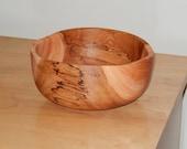 Reserved for Karen Snow - Eucalyptus Bowl