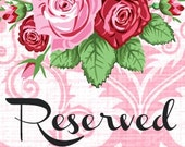 Reserved Listing for lamh09