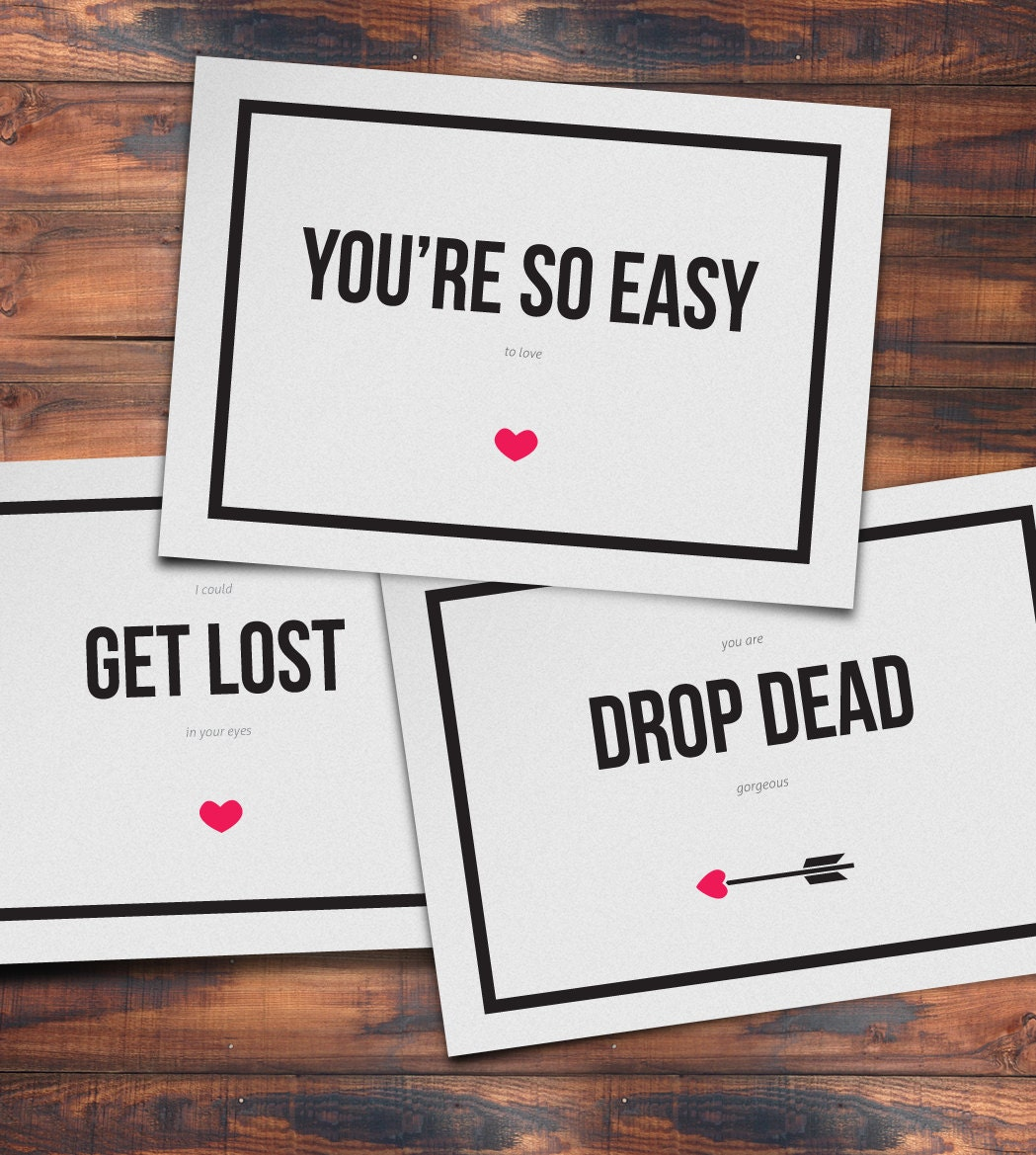 It's just an image of Rare Funny Printable Valentines Cards