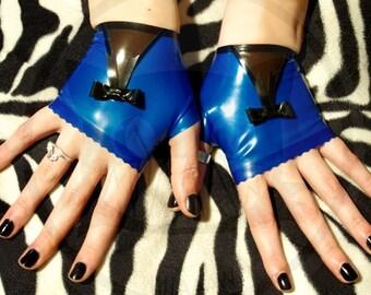 Blue Dream latex Mitts
