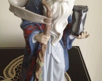 LLadro - Father Time (Millenium Piece) 6696