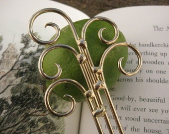 Five Scroll Hair Stick