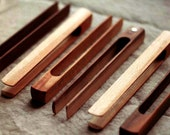 Wooden Toaster Tongs with Magnet