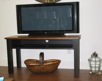 TV stand / wooden TV console
