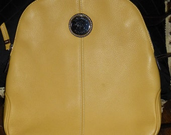 Orginal Dooney and Bourke Backpack pebble leather All Weather Leather