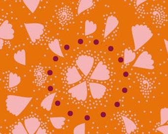 Anna Maria Horner Innocent Maybe tangerine 0,5 m pure Cotton
