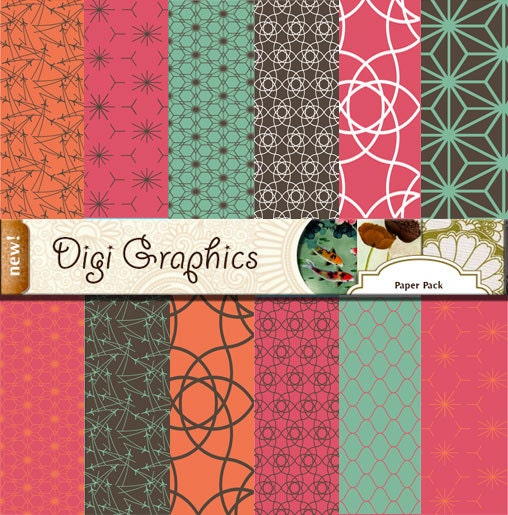 Retro formica digital instant download paper pack formica for Custom craft laminate sheets