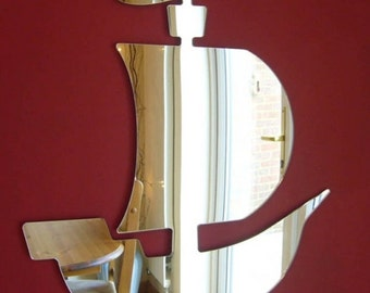Pirate Ship Mirror - 5 Sizes Available