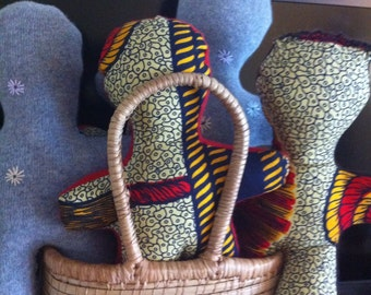 African Dolls - handmade, cute and cuddly