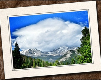 3 Nature Photo Note Cards - Nature Note Cards - 5x7 Nature Cards - Blank Note Cards - Nature Greeting Cards (IN42)
