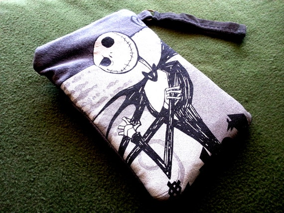 Nightmare Before Christmas Kindle Case with by TheScifiSutra