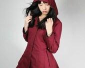 Coat raincoat ,Made in Germany, Organic lining