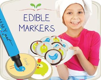 YummyArt Edible Pen Ink Markers