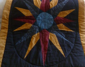 Handmade Lap Quilt/Wall hanging